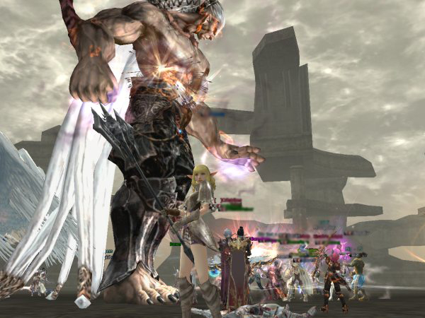Lineage 2 Addiction, Hostility and Psychology – The